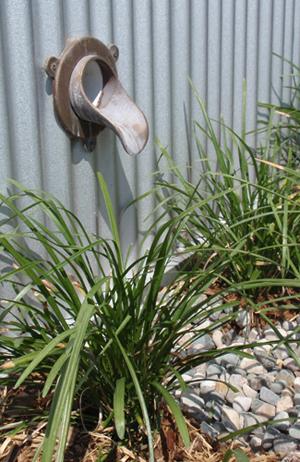 downspout nozzle - Decorative Downspouts