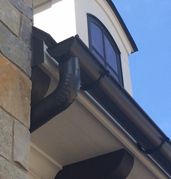 Fascia Bracket Installed