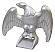 Aluminum Eagle Without Strap