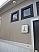 "1"" Champagne Metallic Flush Wall Panel System"