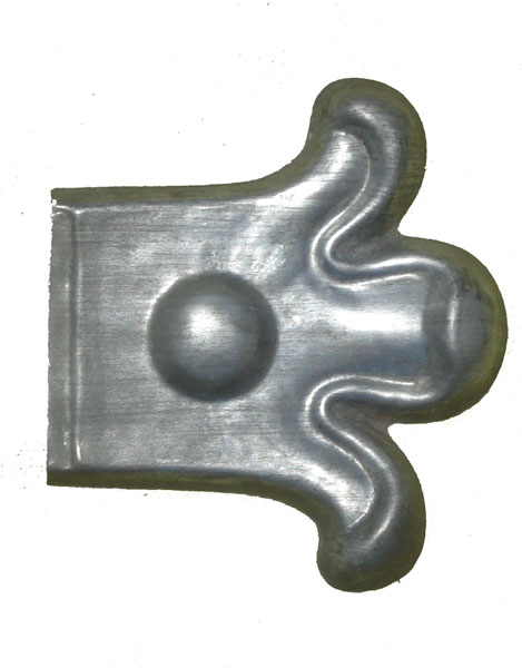 decorative band end