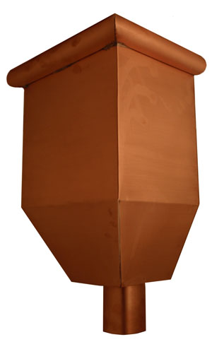 Argos Leader Box in Copper