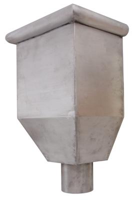 Argos Leader Box in Zinc