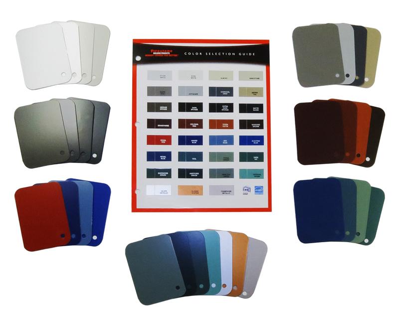 Firestone Color Samples Old World Distributors Inc