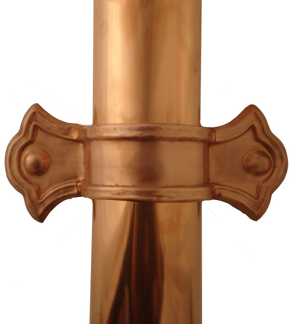 shield stamped bracket