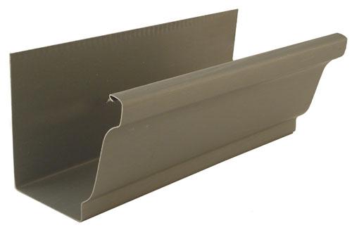 K Style Gutter - Zinc