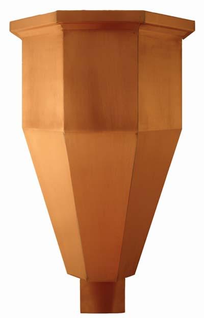 Half Octagon Leader Box