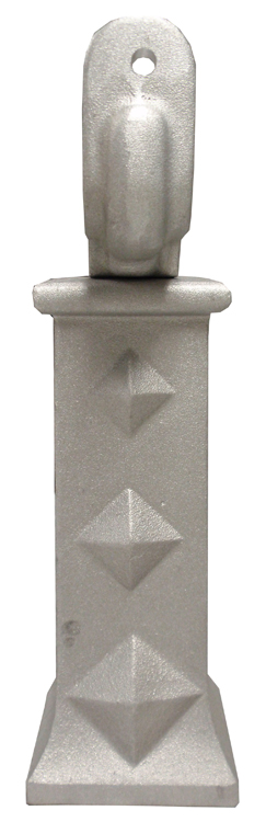 """6"""" Diamond Offset - Aluminum"""