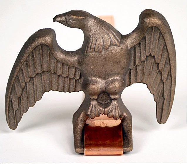 brass eagle snow guard