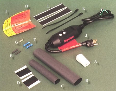 Plug-In Cord Set w/GFI