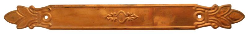 Ornamental Downspout Bracket - unbent