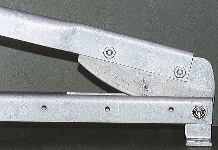 slate cutter not mounted