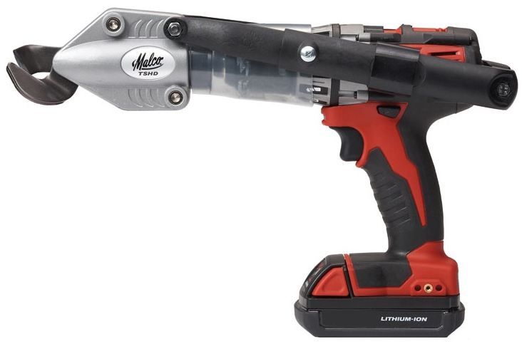 TurboShearHD on Cordless Milwaukee