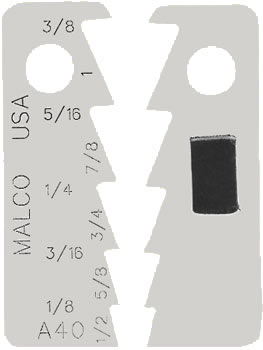 Sheet Metel Scriber - Pocket Size