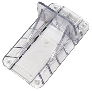 Clear Structural Rib Mount - for Metal Roofs