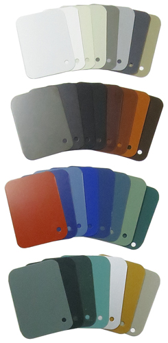 Firestone Color Samples