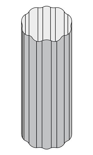 Galvalume - Corrugated