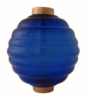 Multi-Belt Cobalt Blue