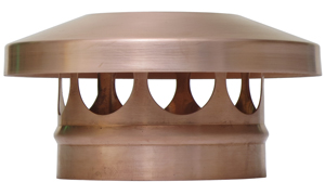Copper Vent Cap