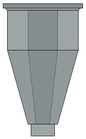 Half Octagon
