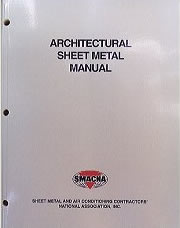 Architectural Sheet Metal Manual