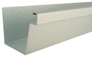 Zinc Box Gutter