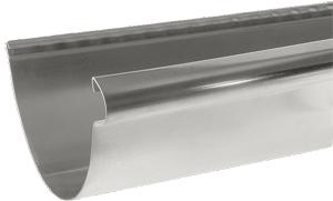Half Round Steel Gutter