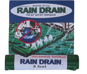 Rain Drain Water Diverter