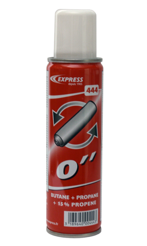 Express Soldering Iron Fuel