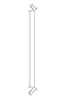 Counter/Termination Bar