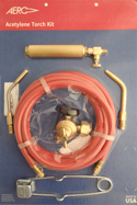 Aero Acetylene Torch Kit