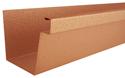 Copper Box Gutter