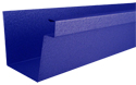 Kynar Steel Box Gutter
