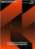 Copper In Architecture CD-ROM