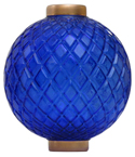 Quilted Glass Ball