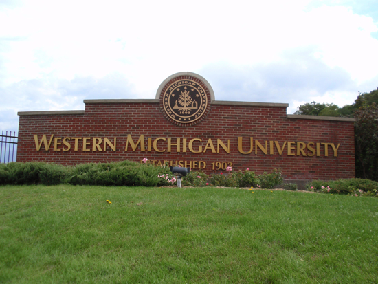 WMU Sign Flashings
