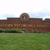 WMU Sign Copper Flashing