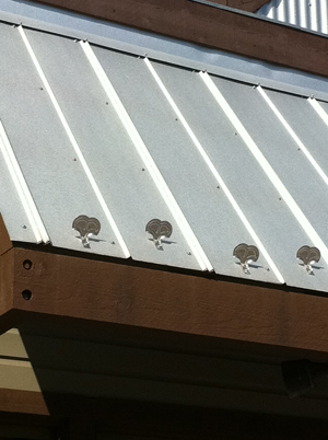 stainless steel snowguards logans roadhouse