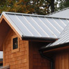 Painted Standing Seam Roof