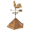 Custom Copper Weathervane