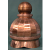 New England Ball and Dome Finial