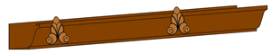 k-style leaf gutter accessory old world distributors