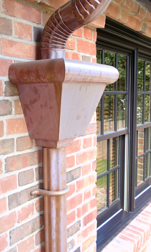 plain downspout bracket old world distributors
