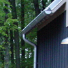 Aluminum Gutter and Downspout