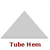 tube hem finial old world distributors