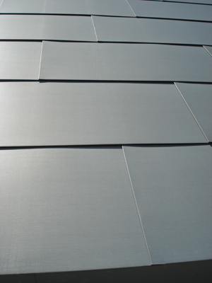 zinc siding standing seam sheets old world distributors