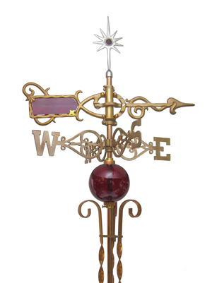 4' limited edition weathervane