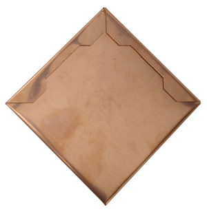 square copper shingle old world distributors