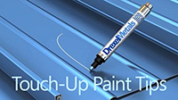 paint tips at metal construction news